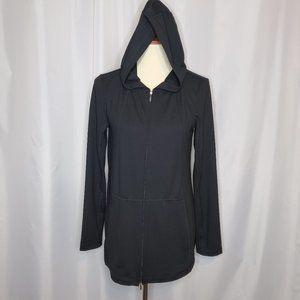 Purejill Fit Black Full Zip Hoodie